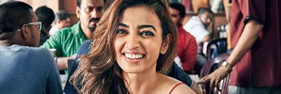 Food for Thought: Beyond Netflix, Radhika Apte Is in Your