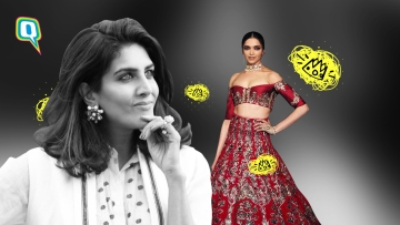What Ambika Anand Would Wear If She Was Deepika, the Bride