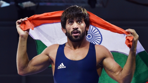 Bajrang Becomes First Indian to Get World Championship Seeding