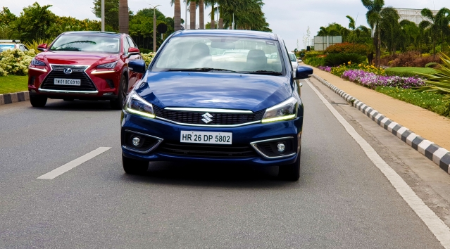 The 2018 Ciaz comes with a new 1.5-litre K15B series engine.