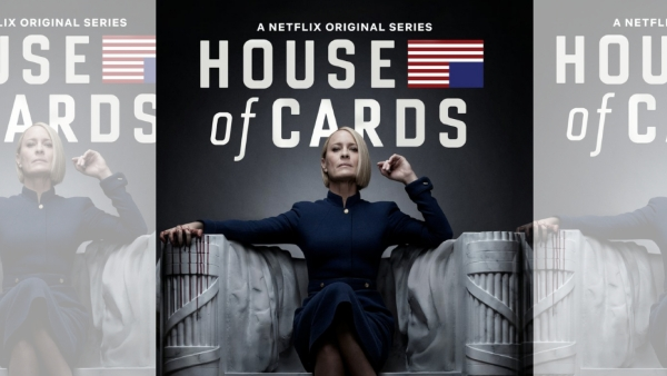 The final season of Netflix's House of Cards is set to hit Netflix on 2 November.