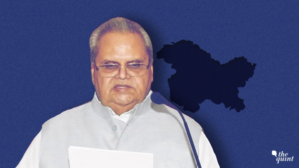 Satya Pal Malik took oath as J&K Governor on 23 August 2018.