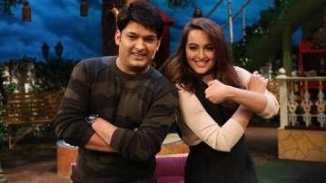 Sonakshi Sinha had to reprimand him when Sharma crossed the line while making fun of Shatrughan Sinha on his TV show.