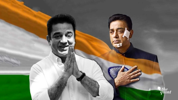 Kamal Haasan says he will phase out his involvement in cinema to immerse himself in politics.