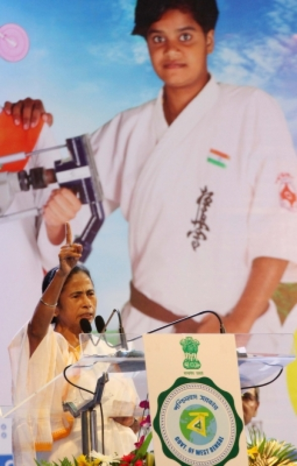 Mamata slams BJP on 'One Nation, One Election' issue