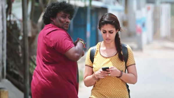 In 'Kolamaavu Kokila', Nayanthara Gets You High, Yogi Babu Higher!