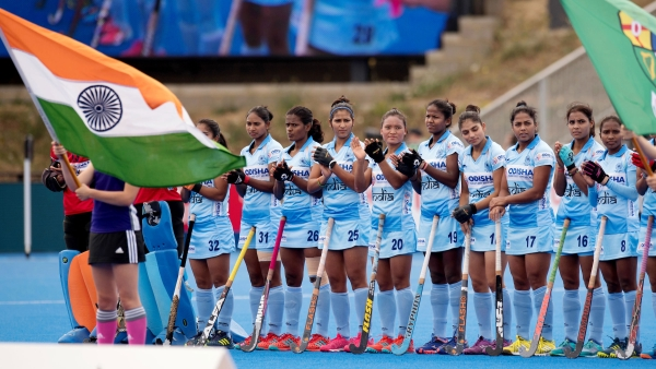 The Indian Women's Hockey Team achieved their best-ever world ranking.