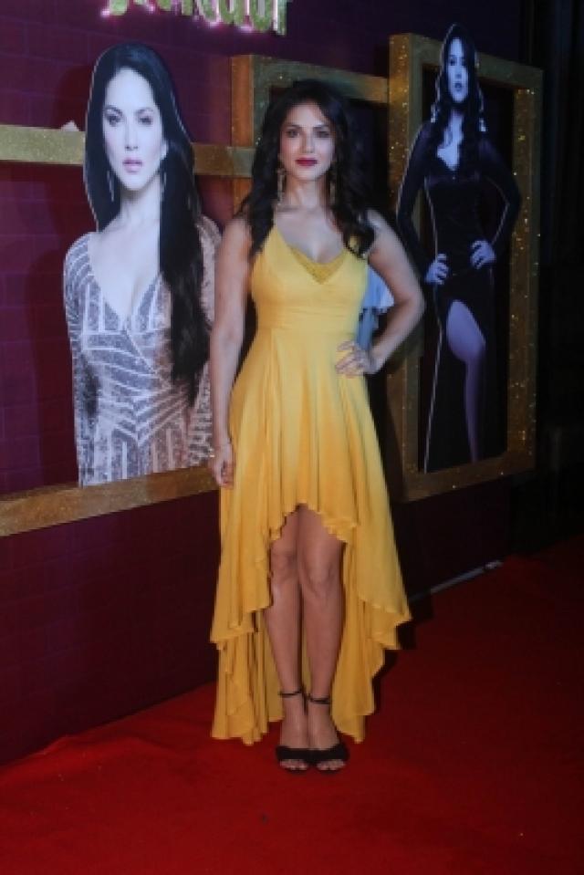 Actress Sunny Leone. (Photo: IANS)