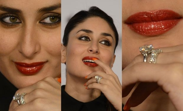 <em>Chote Nawab</em>, Saif Ali Khan gifted wife Kareena Kapoor a gorgeous wedding ring.