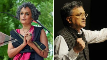 "While Arundhati Roy said that the arrests were an ""attempted coup against the Indian Constitution,"" Guha demanded the SC to intervene."