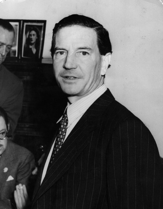 Kim Philby, a British intelligence officer who spied for the Soviets was one of the 'Cambridge Five'.