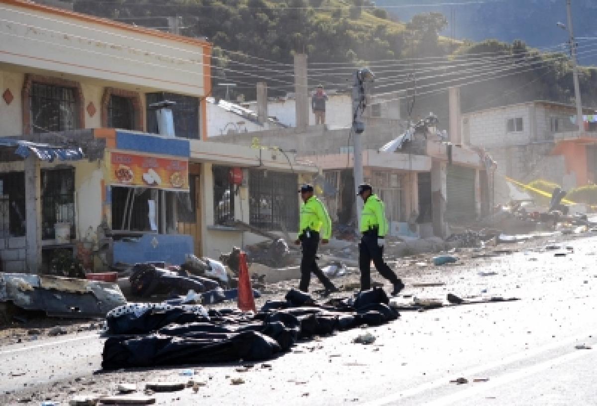 22 killed in bus crash in Ecuador - The Quint