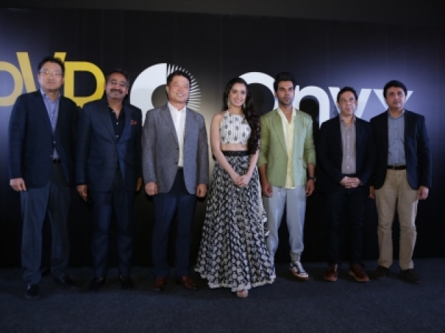 Shradha Kapoor At Launch Of First Led Screen Cinema Onyx In New Felhi