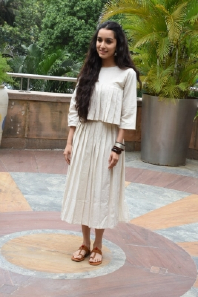 Actress Shraddha Kapoor (Photo: IANS)