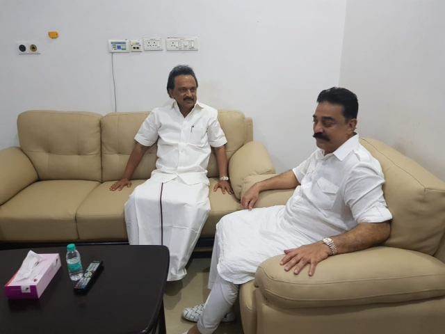 Kamal Hassan visits Kauvery Hospital for the Second time!