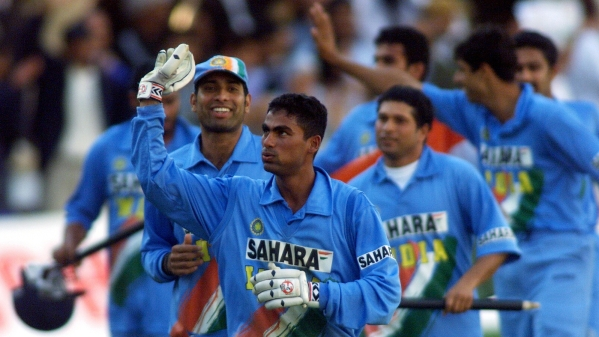 Mohammad Kaif talks about his match-winning innings in the final of the 2002 Natwest Trophy final.