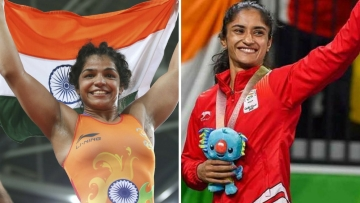 Olympic bronze medallist Sakshi Malik, CWG & Asiad gold medallist Vinesh Phogat headline the field at the Wrestling Nationals in Gonda, Uttar Pradesh.