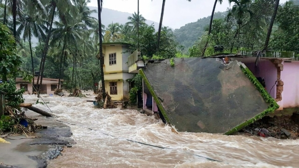 26 people have lost their lives due to the heavy rains and landslides in the state.