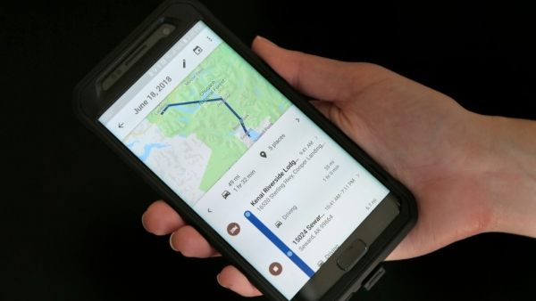 Tech Tip: How to Stop Google From Tracking You & Delete Past Trips