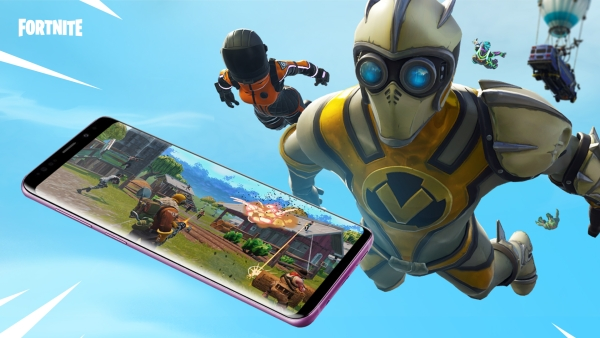 Fortnite for Android: Samsung Exclusive & All You Need to Know