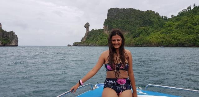 Chillin' in Krabi