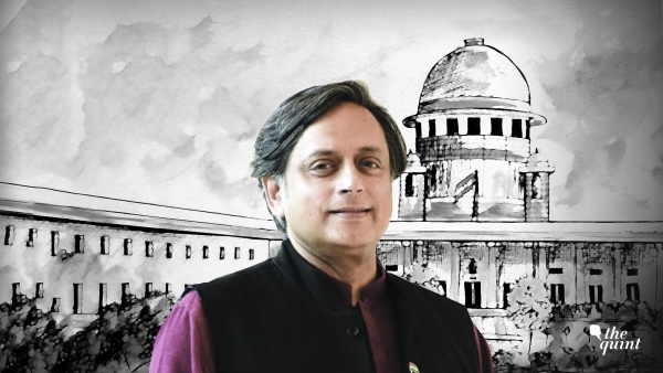MP Shashi Tharoor asked the Law Ministry for details on recommendations from the Supreme Court Collegium