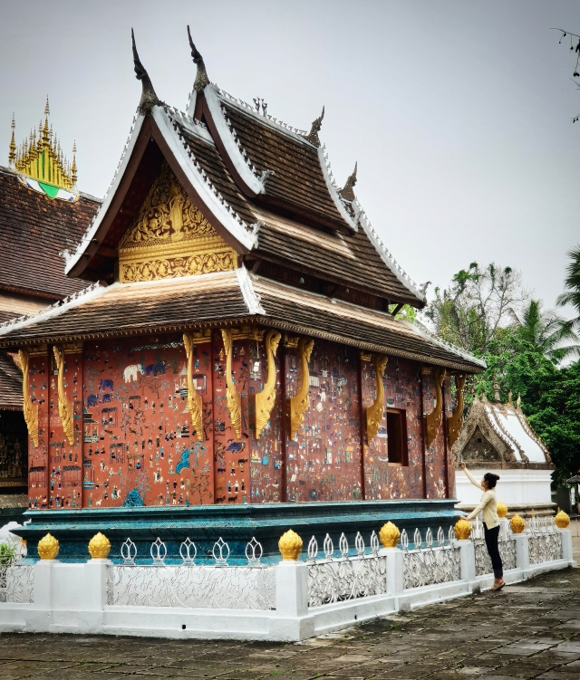 The Wat (temple) Xieng Thong.
