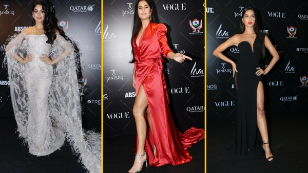 Vogue Beauty Awards was a starry affair.
