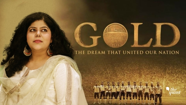 'Gold' Has Its Moments of Glory But Doesn't Quite Shine