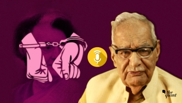 Veteran journalist Kuldip Nayar passed away on 23 August 2018 at the age of 95. A year earlier, he had spoken to <b>The Quint</b> on his arrest during the 1975 Emergency.