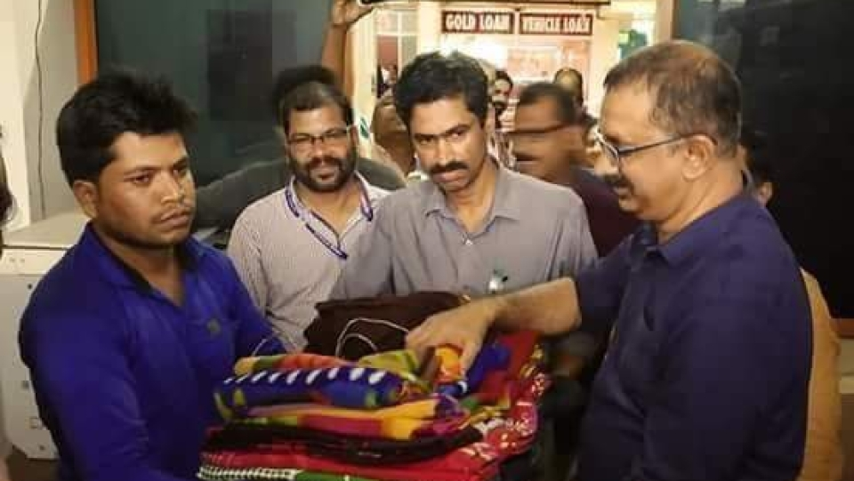 Image result for blanket trade Vishnu Kachava