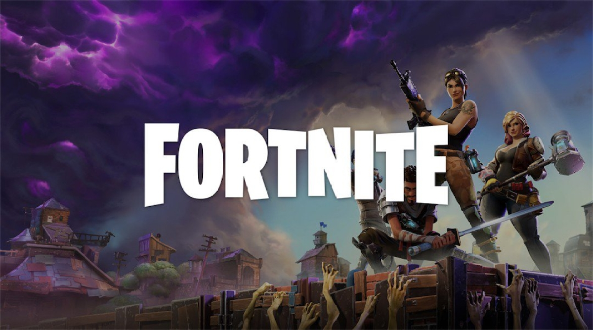 Fortnite, the open-world online game that has taken the