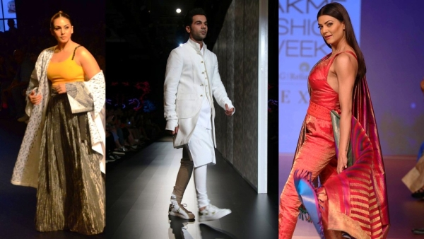 Showstoppers at Lakme Fashion week
