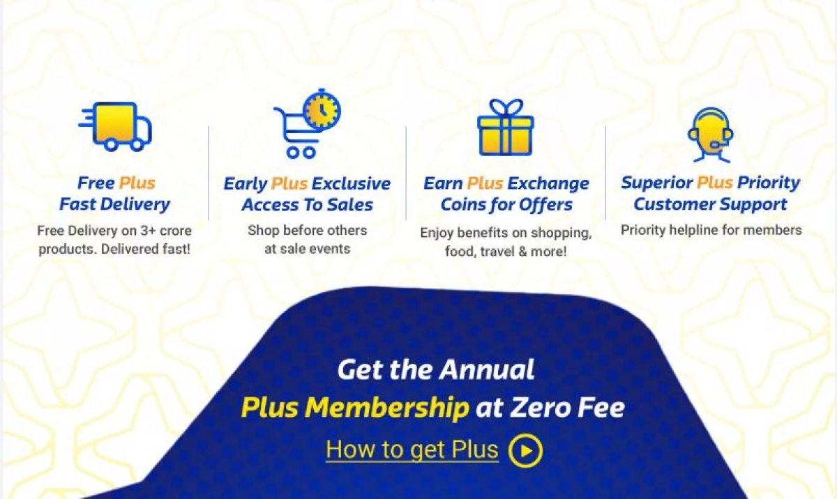 Flipkart Plus membership launched  Here's how you can make use of