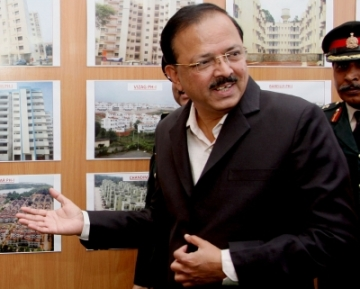Minister of State for Defence Subhash Ramrao Bhamre. (File Photo: IANS/PIB)