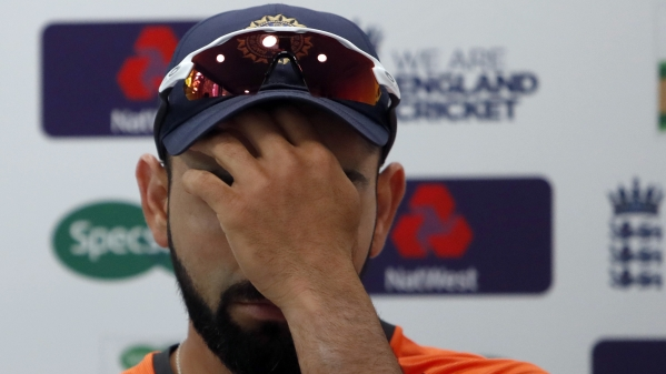 Have to Accept That Mistakes Have Been Made: Virat Kohli