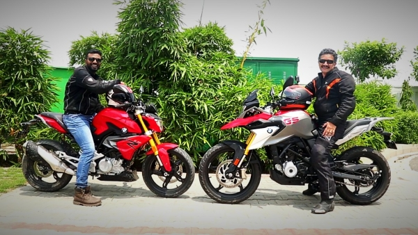 BMW G 310 R and G 310 GS First Ride Review: Raising Aspirations