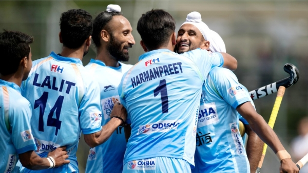 Indian men's hockey team play Indonesia in their first Asian Games 2018 match.