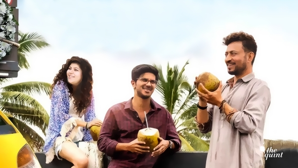 'Karwaan' tries hard to be a breezy, slice-of-life film, but fails miserably.