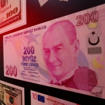 The lira's fall has been made worse by President Recep Tayyip Erdogan's statements on economic policy. Image used for representational purpose.