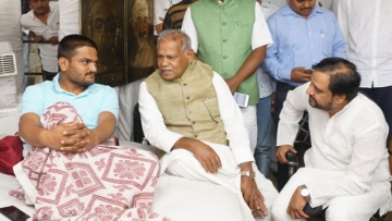 Hardik Patel is demanding a loan waiver for farmers, quota for Patidars in government jobs and education under the OBC category.