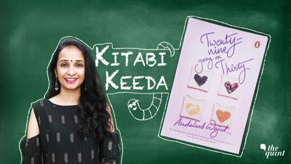 "In Andaleeb Wajid's ""Twenty-Nine Going on Thirty,"" the thirty-milestone looms large for four young women – Priya, Farida, Mimi and Namrata"