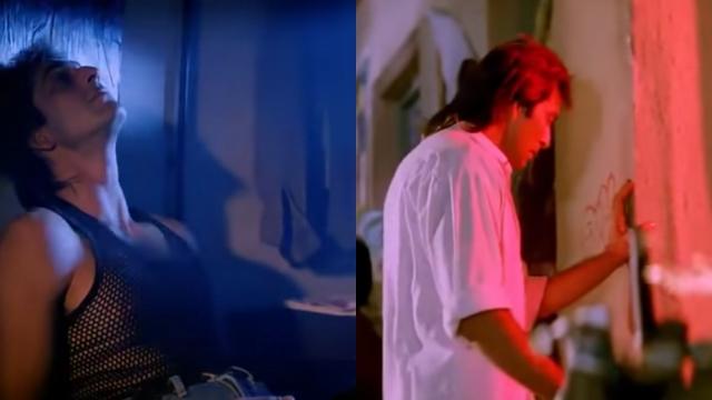 Sanjay Dutt is the essential hero in <i>Sadak</i>.
