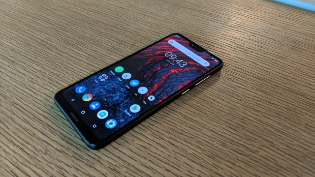 Nokia 6.1 Plus was first launched as the Nokia X6.