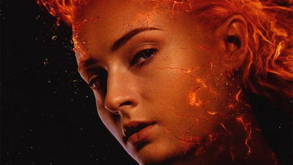 Sophie Turner in <i>Dark Phoenix</i>.