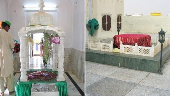 Gurdwara Darbar Sahib Kartarpur, Pakistan.