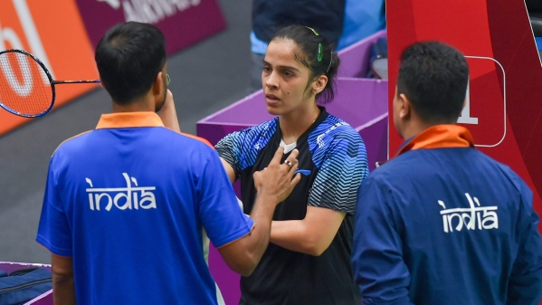 Saina Nehwal will be playing this week's Korea Open.