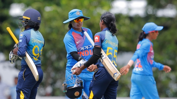 Indian women ended their tour of Sri Lanka in style with a comprehensive 51-run win against the hosts in the fifth and final T20 International.
