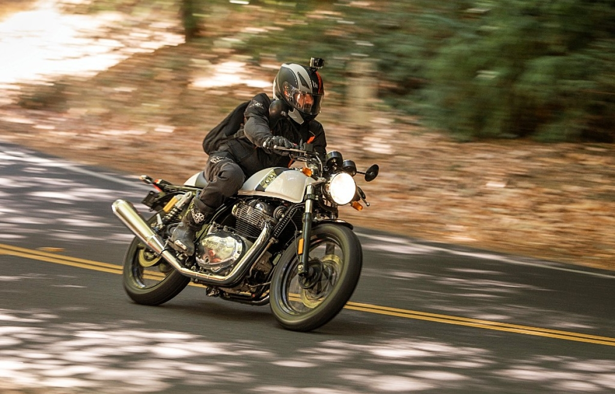 Royal Enfield Interceptor 650 Continental Gt First Ride Review