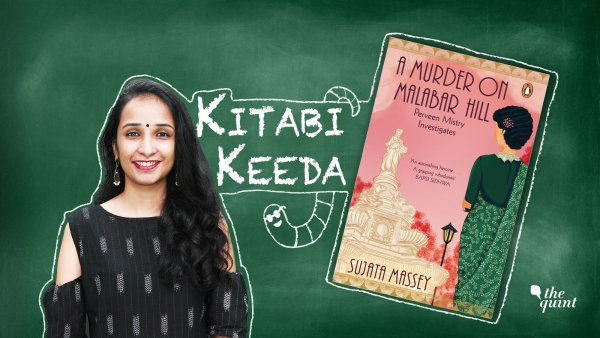 Murder, 1920s Bombay & A Woman: Sujata Massey's Book is a Thriller